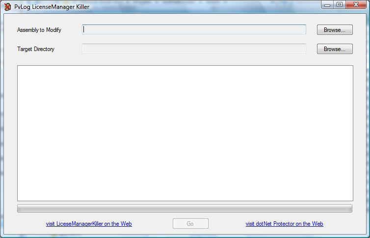 Click to view PvLog LicenseManagerKiller 64-bit x64 1.0 screenshot